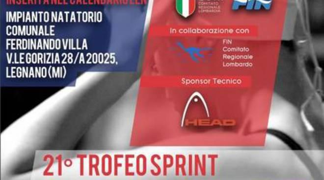 21° Trofeo Sprint e 19° Trofeo Memorial Romano Betti
