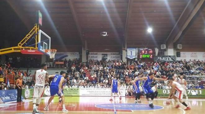 FCL Contract Legnano - Metextra Reggio Calabria