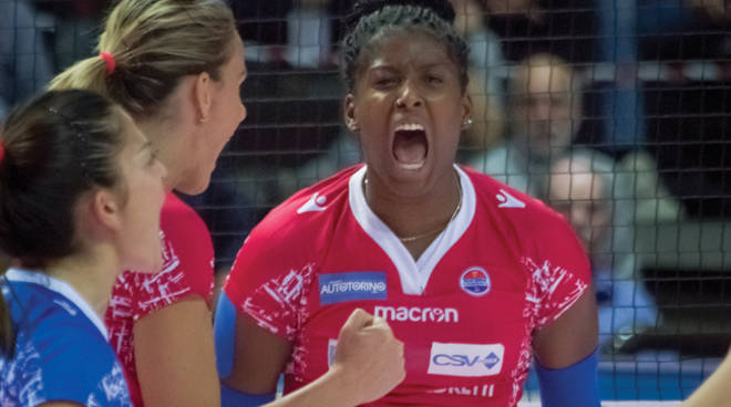 Foppapedretti Bergamo - SAB Volley Legnano