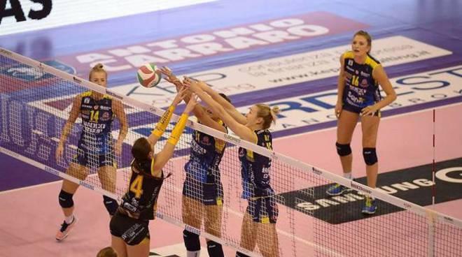 Imoco Conegliano - SAB Volley Legnano