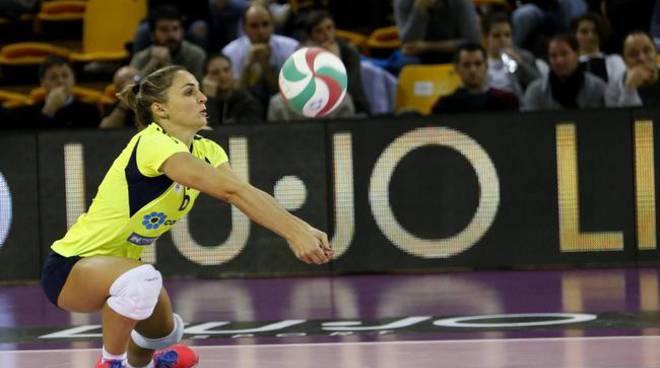 Lju Jo Nordmeccanica Modena - SAB Volley