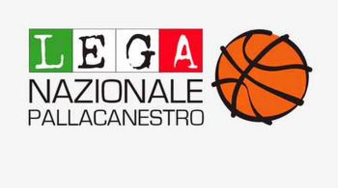 Logo Lega Nazionale Pallacanestro