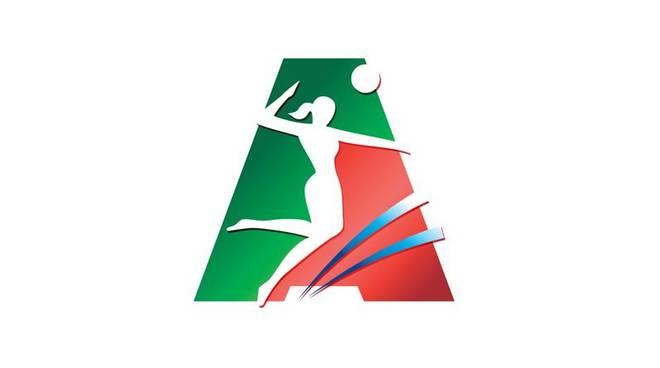 Logo Serie A1 Volley femminile