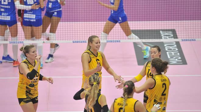 Sab Volley Legnano - Foppapedretti Bergamognano