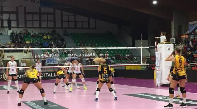 SAB Volley Legnano - Pesaro