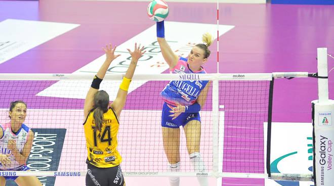 Saugella Monza - Sab Volley Legnano