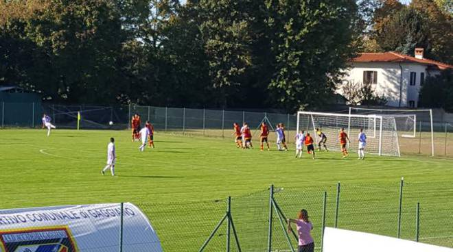 Accademia Gaggiano-Legnano 1-1
