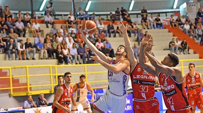 Basket Knights Legnano