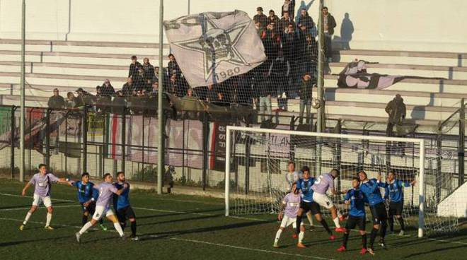 Eccellenza Gir. A - Legnano-Fenegrò 0-1
