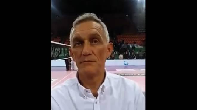 SAB Volley Legnano - Il Bisonte Firenze 3-1