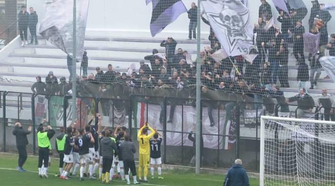 Legnano-Saronno 1-0