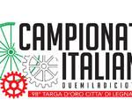 Logo Campionato Italiano Ciclismo 2018