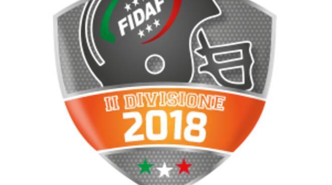Logo Football Americano II divisione