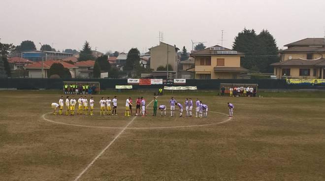 Ardor Lazzate-Legnano 1-1