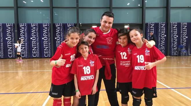 Manifestazione Happy Volley Centro Pavesi Milano