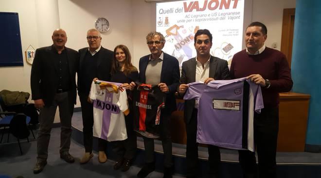 Conferenza stampa iniziative  per il Vajont