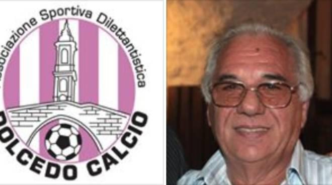 Enrico Strafforello Vice-Presidente Dolcedo Calcio