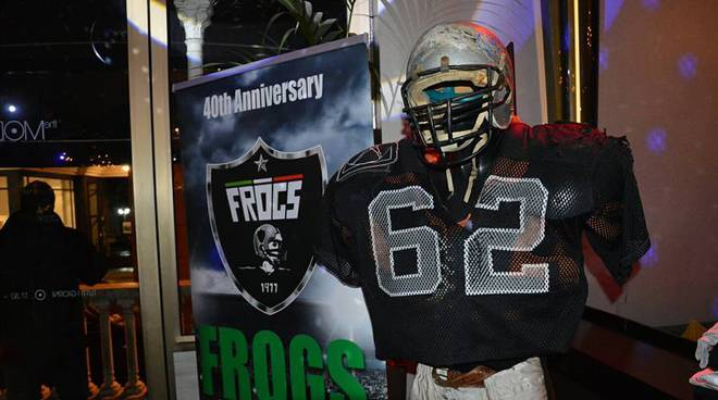 Festa Frogs The Mode