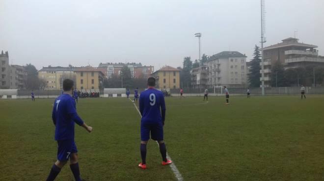 Folgore Legnano-Cairate 5-3