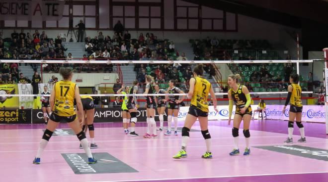 Sab Volley Legnano - Liu Jo Nordmeccanica Modena