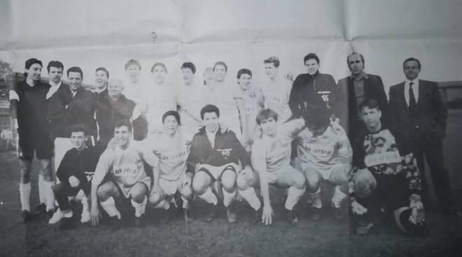 A.C. Legnano Campione d'Italia Allievi 1990/91