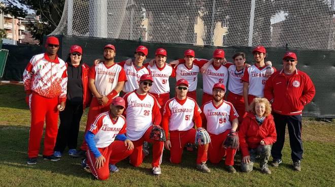 Baseball Legnano - Serie C