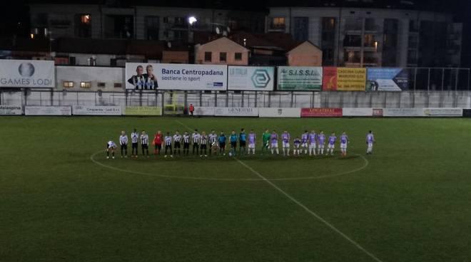 Cavenago Fanfulla-Legnano 2-2