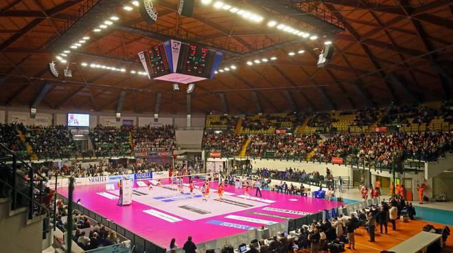 Focol Legnano alla Girl League alla Candy Arena di Monza