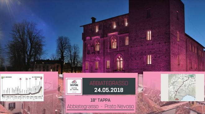 Giro d'Italia - Tappa Abbiategrasso