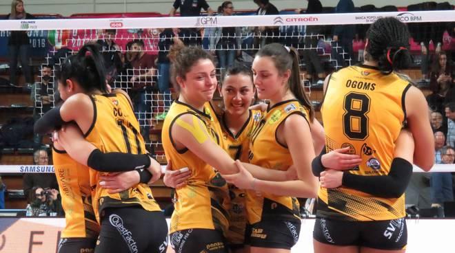 Igor Gorgonzola Novara-Sab Volley Legnano