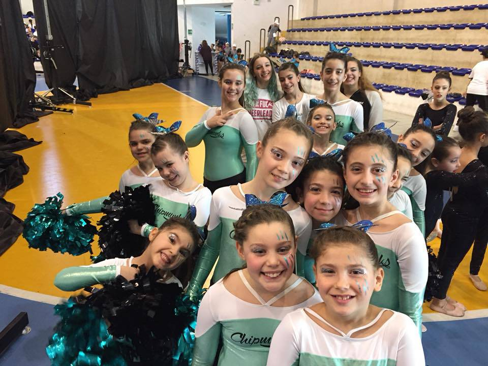 Intensity Elite Cheer and Dance Canegrate ai Campionati Italiani Cheerleading e Cheerdance 2018