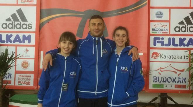 Jissen Dojo Karate Abbiategrasso - Open di Toscana 2018