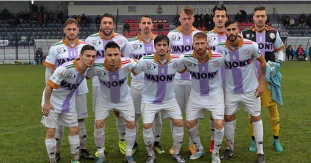 Legnano-Sancolombano 2-0