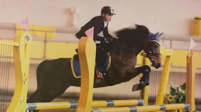 Manuele Olgiati & Ada Moscan - 18.02.18 - Circuito Pony Lombardia 2a Tappa - Centro Ippico Le Ginestre