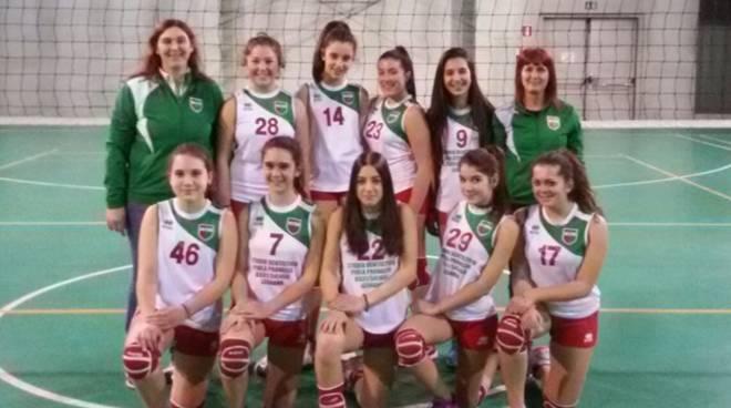 OLC Oratori Legnano Centro - Volley Under 14 in semifinale