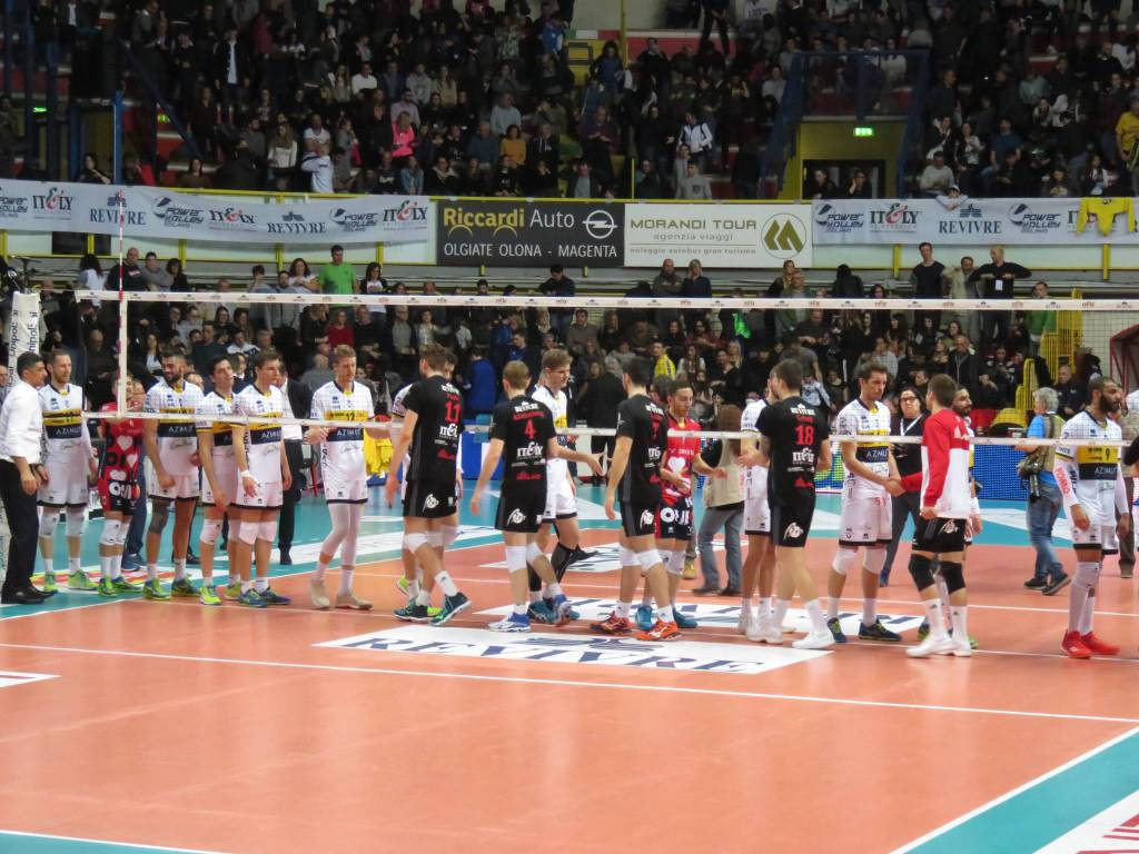 Revivre Milano-Azimut Modena (Play Off)