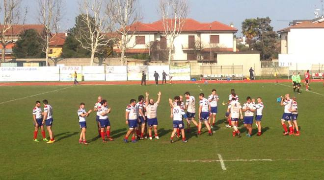Rugby Parabiago-A.S. Rugby Milano