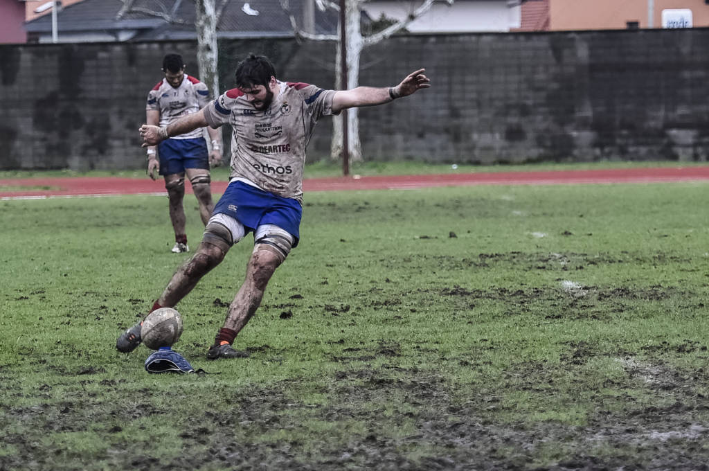 Rugby Parabiago-Rangers Rugby Vicenza 18-16