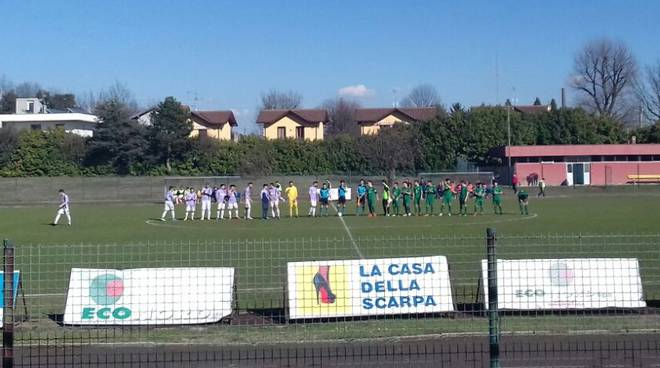 Union Villa Cassano-Legnano 1-1
