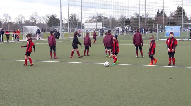 Calcio Canegrate selezione 2009 al Torneo Bayern