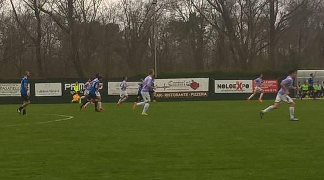 Fenegrò-Legnano 1-0