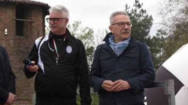 Franco Colombo Assessore Sport Legnano