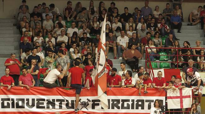 Knights Legnano-NCP Rieti