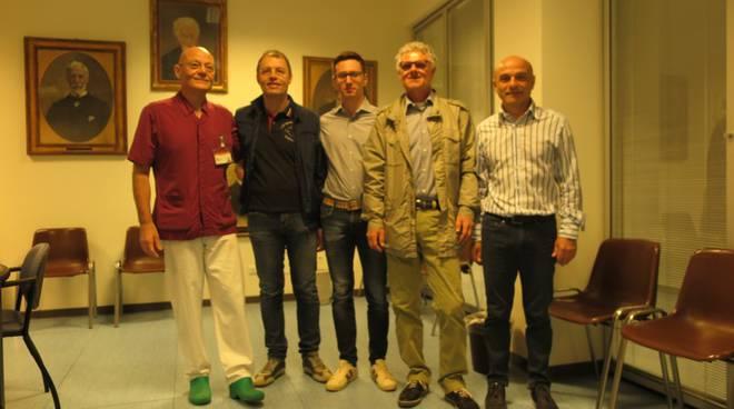 L'Ospedale di Legnano al Giro d'Italia 2018