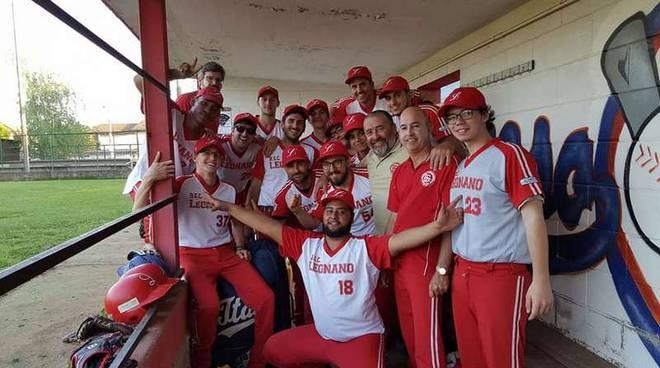Legnano Baseball - vittoria a Seveso contro i Cabs