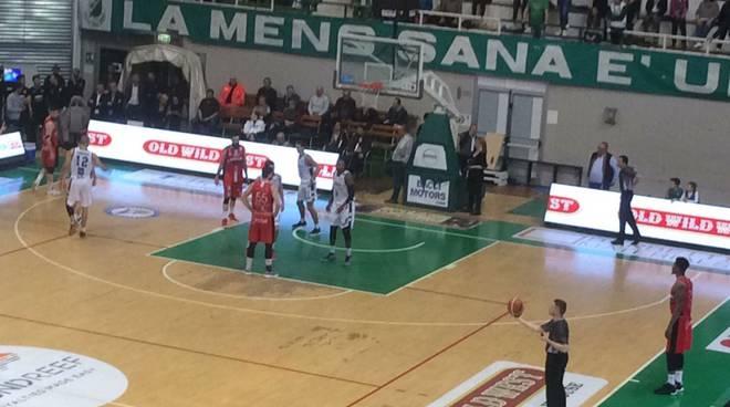 Mens Sana Siena-Knights Legnano 90-85