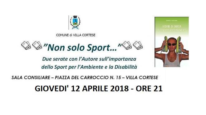 """""""Non solo Sport"""" Villa Cortese"""