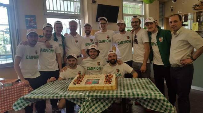 OLC Oratori Legnano Cantro Calcio Open Campioni Provinciali CSI Varese