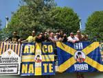 OltrepòVoghera-Arconatese 1-1 - Il gol dell'Arconatese