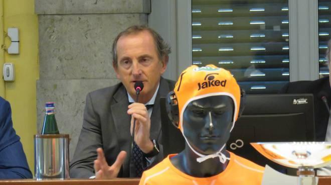 Presentazione Finale Len Euro Cup